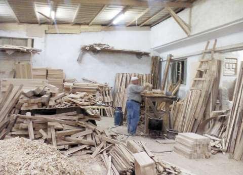 الحكومة تنفي حظر استيراد الأخشاب من دول بعينها