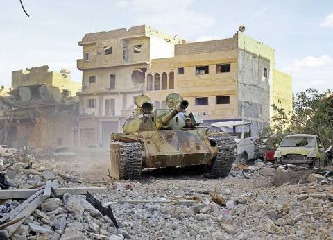 7سنوات على أزمة ليبيا.. مصر مستمرة في مساعيها لانتشال جارتها من الضياع