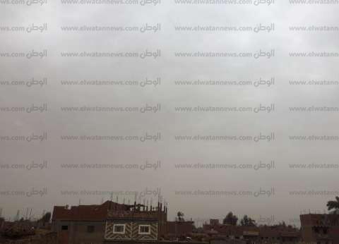 تساقط الأمطار بشكل متقطع بمدن وقرى شمال سيناء