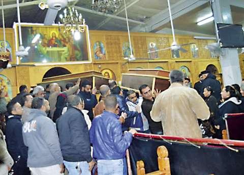 «أقباط سيناء» فى مرمى «الإرهاب».. وخطة أمنية لوقف استهدافهم وحماية الكنائس