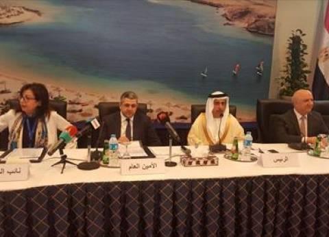 """""""المهيري"""": 5.5 مليون فرصة عمل وفرتهم السياحة بدول الشرق الاوسط 2017"""