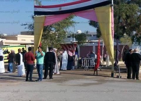 لافتات وسيارات تكسر الصمت الانتخابي في بولاق أبو العلا