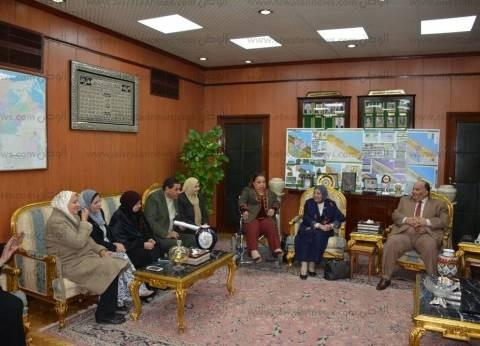 """""""قومي المرأة"""" يختتم البرنامج التدريبي لأعضاء المجلس بالمحافظات"""