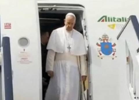 """""""الأزهر"""": مركز المؤتمرات يستعد لاستقبال البابا فرنسيس"""
