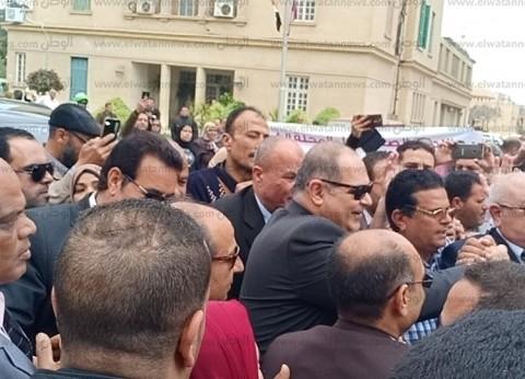 """مسيرات عمالية بشوارع الغربية بـ""""الزغاريد"""" وهتافات """"نعم لتعديل الدستور"""""""