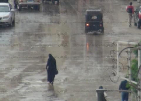 quotالأرصادquot: سقوط أمطار غزيرة على القاهرة والإسكندرية السبت المقبل