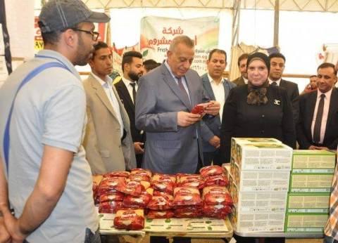 """محافظ الجيزة يفتتح 4 معارض """"أهلا رمضان"""".. غدا"""