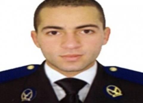 بعد تكريمه في عيد الشرطة.. واقعة استشهاد الرائد محمد صالح