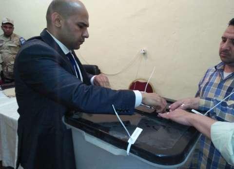 إغلاق اللجان الانتخابية في دائرتي الظاهر والوايلي
