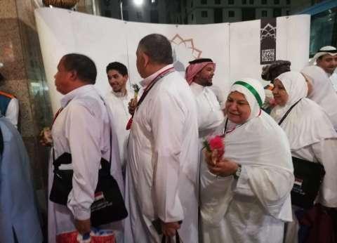 """""""مصر للطيران"""": نقل 3350 حاجا على متن 15 رحلة جوية إلى السعودية في يوم"""