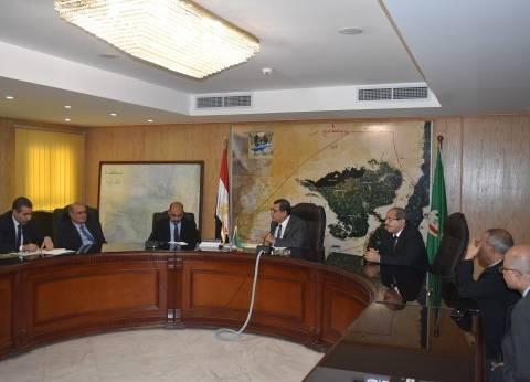 بالصور| تعاون بين محافظة الفيوم ومركز بحوث التنمية بالجامعة