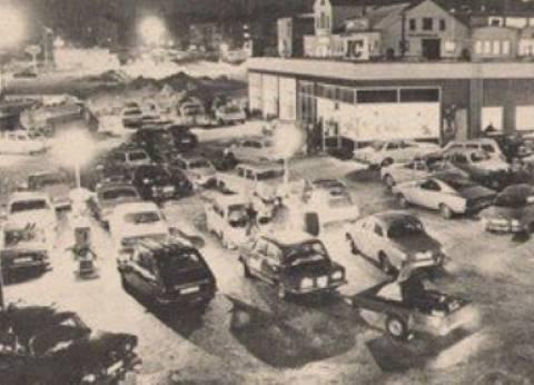 صورة من 1974.. فوضى بمحطات الوقود في السويد بسبب المقاطعة العربية