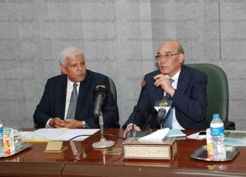 وزير الزراعة يدين الحادث الإرهابي بالعريش