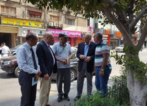 محافظ الجيزة يلتقي رؤساء الأحياء والمدن غدا