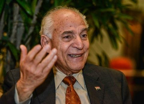 د. فاروق الباز: منظومة التعليم الجديدة فى مصر جيدة.. وسأضع ملاحظاتى عليها قريباً