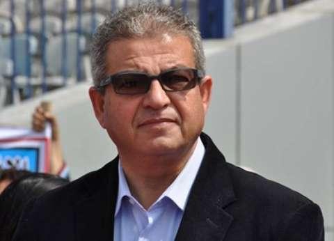 وزير الرياضة عن استجواب رئيس الزمالك له في مجلس النواب: «نحن دولة تحترم قوانينها»