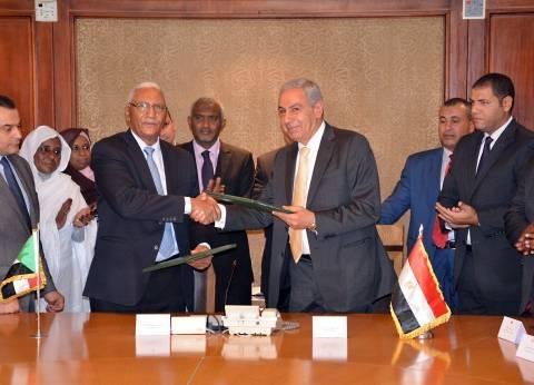 طارق قابيل: عقد اللجنة المصرية السودانية العليا برئاسة رئيسا البلدين لأول مرة