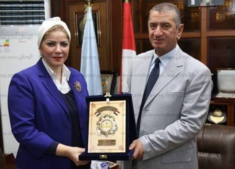 محافظ كفر الشيخ يطالب بترشيح 100 مشروع لتنفيذها على أرض الواقع
