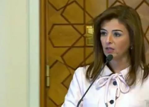 """بعد حضورها توقيع """"الضبعة"""".. سحر ناجي سفيرة ماسبيرو في الأحداث الرسمية"""