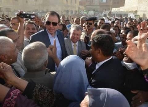 محافظ بني سويف: انتخابات الإعادة سارت بشكل طبيعي ولم نرصد أية مخالفات