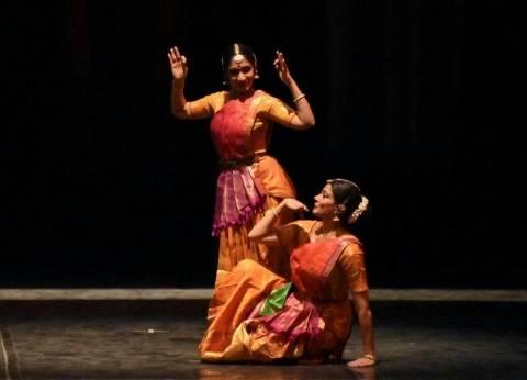 فرقة هندية تشعل أوبرا الإسكندرية برقصات متنوعة