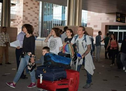 """""""شركات السياحة"""": 174 ألف سائح زاروا البحر الأحمر فبراير الماضي"""