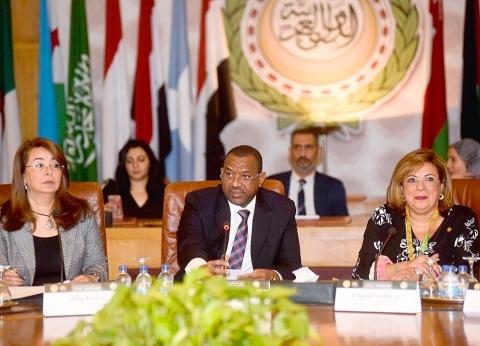 """غادة والي تشهد المؤتمر السنوي الخامس لجمعية """"سيدات مصر"""""""