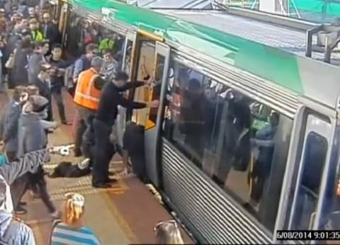 عاجل| توقف حركة مترو لندن بسبب بلاغ بتهديد أمني