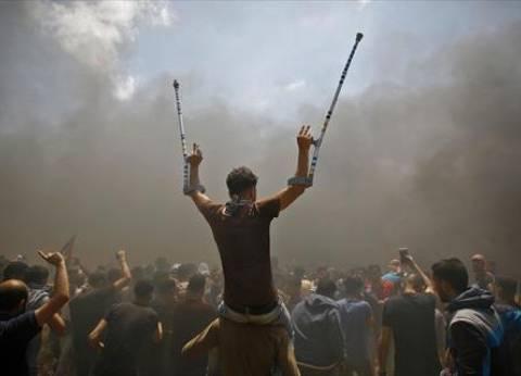 استشهاد فلسطيني متأثرا بإصابته برصاص الاحتلال شرق خان يونس
