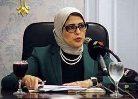 """""""الصحة"""": خروج 15 مصابا من إجمالي 43 في حادث محطة مصر"""