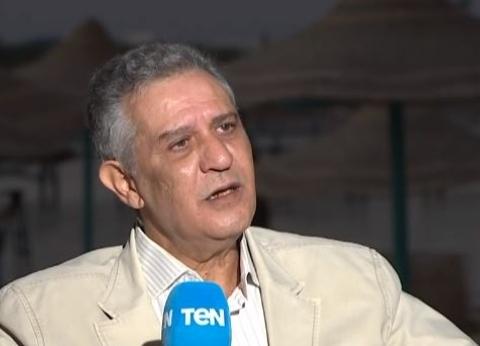 """نجل مؤلف """"الأعمدة السبعة للشخصية المصرية"""": """"سعيد بانطلاق منتدى الشباب"""""""