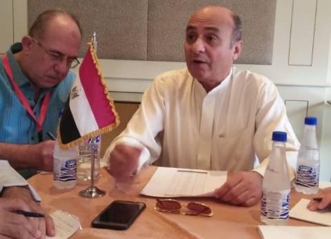 """رئيس بعثة الحج: ضوابط مصرية سعودية لتقنين تأشيرات """"المجاملة"""""""