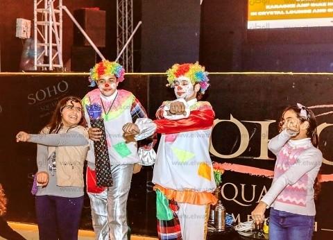 بالصور| المنتجعات السياحية بشرم الشيخ تقدم عروضا للأطفال لجذب السائحين