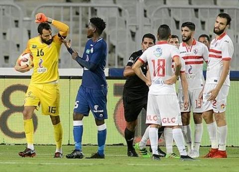 بأمر رئيس النادي.. لاعبو الزمالك يتجاهلون مصافحة حسام حسن