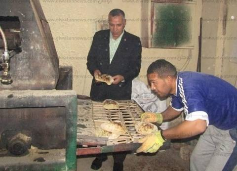 رئيس مدينة أبورديس يطالب المخابز بالارتقاء بمستوى النظافة