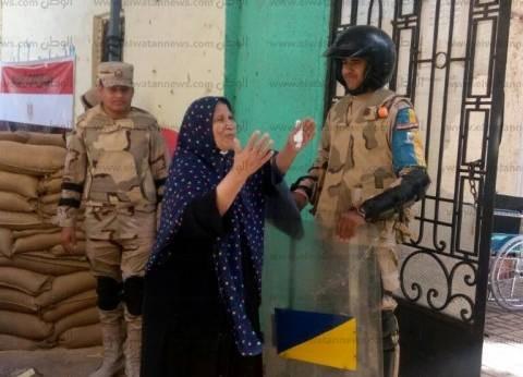 """""""كفر الشيخ"""": العملية الانتخابية تسير بسلام ونتابعها على مدار الساعة"""
