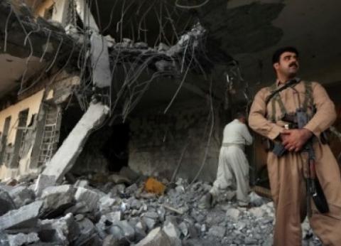 طهران تؤكد إطلاق صواريخ على مجموعة كردية إيرانية متمردة في العراق