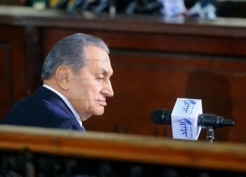 """""""مبارك: رجعت قيادات للإخوان من إسرائيل بـ""""تليفون"""""""