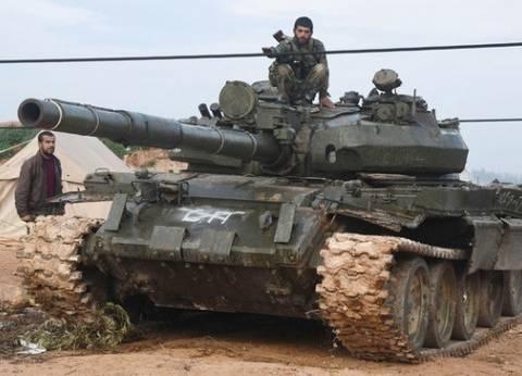 الجيش السوري يستعيد بلدة عين ترما في الغوطة الشرقية