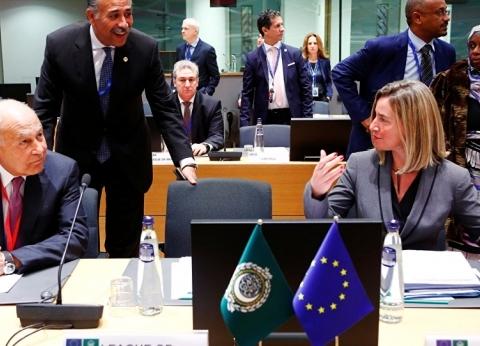 """""""مصير مشترك"""".. التحديات والنزاعات تسيطر على """"العربية-الأوروبية"""""""