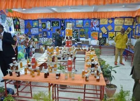 محافظ الإسماعيلية يشهد احتفالية ختام الأنشطة الطلابية بقرية الأمل في القنطرة