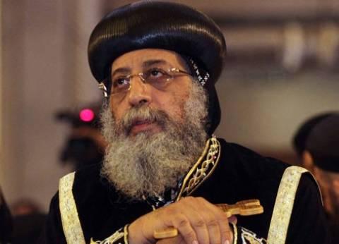 البابا تواضروس: السيسي أوفى بوعده.. وافتتاح الكاتدرائية أسعد المصريين