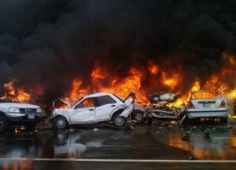 عاجل| مصرع 3 وإصابة 7 إثر حادث مروع على الطريق الدائري