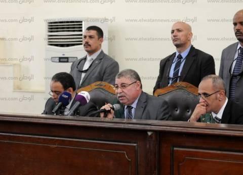 """تأجيل جلسة محاكمة المتهمين في """"أنصار بيت المقدس"""" لـ6 نوفمبر"""