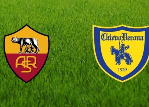 بث مباشر  مباراة كييفو فيرونا وروما اليوم الجمعة 8 فبراير