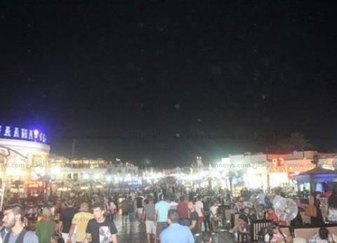 """""""غباشي"""": مقاهي خليج نعمة تحولت لملاه ليلية مفتوحة تسيء للسياحة"""