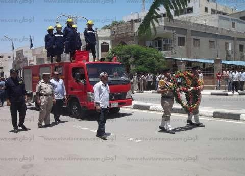 مصدر أمني: استشهاد 5 وإصابة 2 في هجوم استهدف قوات الشرطة بسيناء