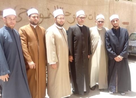 """أمين """"البحوث الإسلامية"""" لوعاظ الإسكندرية: وعي الناس أمانة في أيديكم"""