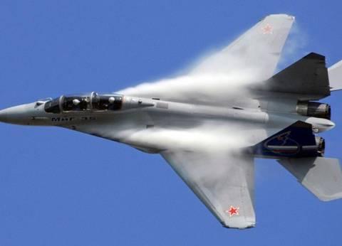 """""""ميج"""" تعرض أحدث طائرة مقاتلة من صنعها على قادة القوات المسلحة الروسية"""