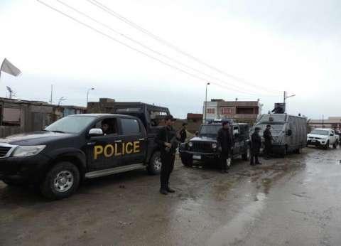 القبض على 4 من قائدي السيارات لتعاطيهم  المواد المخدرة أثناء القيادة في الغربية